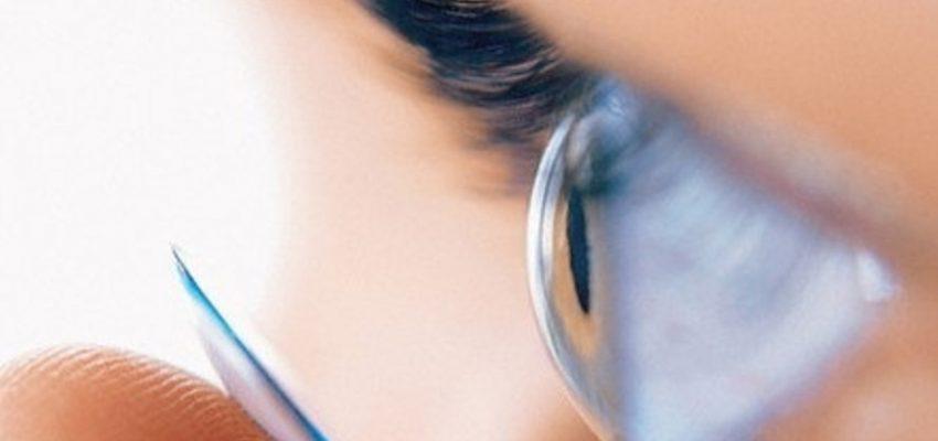 lentes de contato foto 3